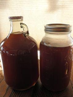 D.I.Y. Kitchen:  Chia Tea Syrup
