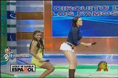 El Circuito de los Famosos - @AmaraLaNegraALK @Elcrok01 @Jessicapereirag @sehablaespanol7 @MichalManzar #Video - Cachicha.com