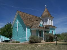 nrhp # Fort Stockton Historic District- Originally built in Pecos, TX in Moved to present location in Old Country Churches, Old Churches, Cathedral Basilica, Cathedral Church, Religious Architecture, Church Architecture, Interesting Buildings, Beautiful Buildings, Fort Stockton