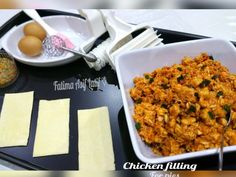 Filling For Chicken Pies recipe by Fatima A Latif posted on 21 Jan 2017 . Recipe has a rating of by 1 members and the recipe belongs in the Savouries, Sauces, Ramadhaan, Eid recipes category Halal Recipes, Indian Food Recipes, Asian Recipes, Real Food Recipes, Healthy Recipes, Ethnic Recipes, Indian Foods, Healthy Meals, Vegetarian Cookbook