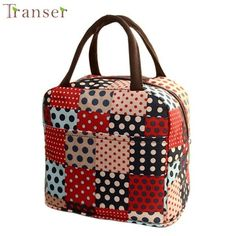 Thermal Insulated Tote Picnic Lunch Cool Bag Cooler Box Handbag Pouch Comfystyle san25 ga