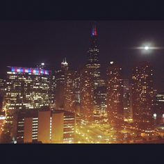Chicago for the 4th