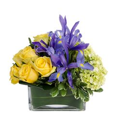 Send the Spring Awakening bouquet of flowers from QG Floral + Landscape in Whitestone, NY. Local fresh flower delivery directly from the florist and never in a box!