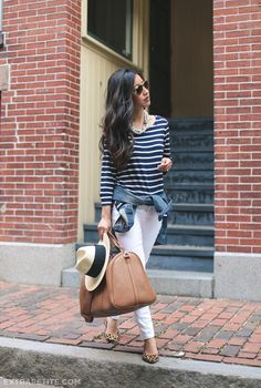 Wardrobe staples for casual outfit pairings (PS - these are all petite-friendly pieces)
