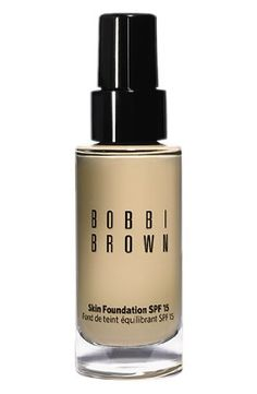 Bobbi Brown Skin Foundation SPF 15   2 Sand  30ml1oz *** Check out the image by visiting the link. (Note:Amazon affiliate link)