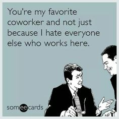 Pin by kristy young on e-cards Work Friends Meme, Friend Memes, E Cards, Greeting Cards, Walking Dead, Co Worker Memes, Workplace Memes, Office Humor, Work Jokes