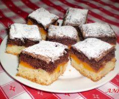 Lusta túrós barackkal Recept képpel - Mindmegette.hu - Receptek Granola, Cheddar, My Recipes, Tiramisu, Cheesecake, Ethnic Recipes, Food, Cheddar Cheese, Cheesecakes