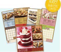 South Suburban Savings: FREEBIE Alert: Betty Crocker 2013 Calendar