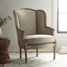 Wingback Arm Chair on sale 645