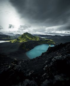 Black Rock, Iceland, Surrealism, Travel Destinations, Germany, Europe, River, Places, Nature