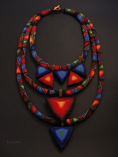 Zhgutomaniya — Levarry, inspired by traditional Tuareg jewelry.Aug, 22, 2013