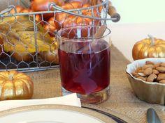 Thanksgiving Cranberry Sparkler