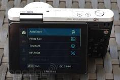 Samsung NX mini review: a $450 mirrorless