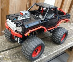 Kevin Moo his monster truck.. slightly modified on 9398 ch… | Flickr