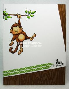 HANG IN THERE!  Whipper Snapper Designs