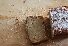 Coconut bread cake (IG bas, pauvre en gluten, sans lactose)