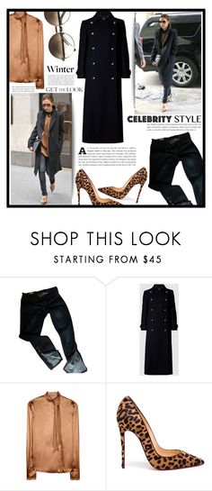 """Get the Look: Winter Edition"" by dolly-valkyrie ❤ liked on Polyvore featuring Mode, Gap, Bottega Veneta, Christian Louboutin, women's clothing, women's fashion, women, female, woman und misses"