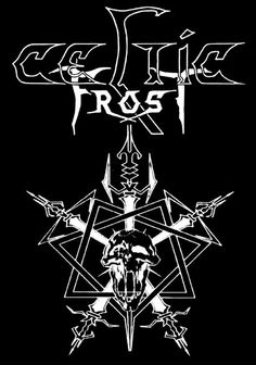 Celtic Frost, dont really know em' but cool logo.!