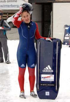 Lizzy Yarnold, 1988, won Great Britain's first gold medal of the Sochi 2014 Winter Olympics after dominating the women's skeleton.