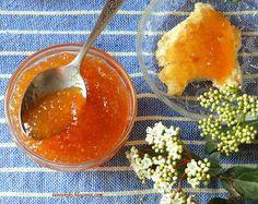 Preserving Food, Preserves, Sweet Recipes, Cantaloupe, Recipies, Blog, Pudding, Sweets, Fish