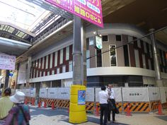 姫路駅前に「御幸苑ビル」復活へ-「和モダン」取り入れ新築(写真ニュース)