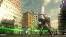 Earth Defense Force 2025, Used Xbox One, Alien Invasion, Telescope, World, The World