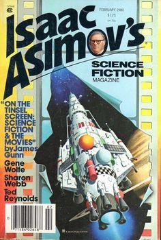Isaac Asimov's Science Fiction Magazine, February 1980