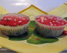 Funghetti portafortuna da www.kigaportal.com Muffin, Breakfast, Desserts, Food, Dessert Ideas, Food Food, Morning Coffee, Tailgate Desserts, Deserts