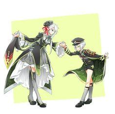 埋め込み画像 Anime Siblings, Anime Couples Manga, Anime Guys, Touken Ranbu, Manga Drawing, Poses, Magical Girl, Shoujo, Anime Characters