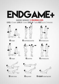 Endgame Plus Workout