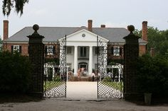 Boone Hall Plantation by kevincupp, via Flickr- the NOTEBOOK!!!