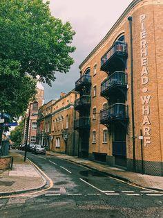 Wapping, London, UK