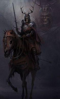 Resultado de imagem para zumbis undead skeleton warriors art concept
