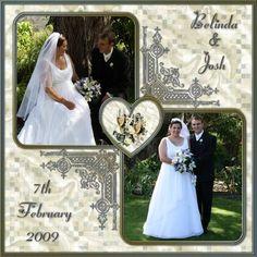 Belinda & Josh wedding LO
