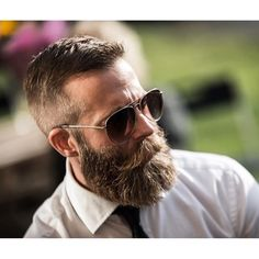 beards carefully curated — Kris