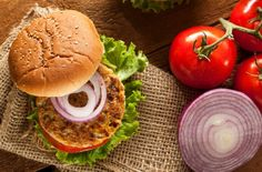What is aquafaba? Find out the easy way when you try your hand at this oven-baked chickpea burger recipe.