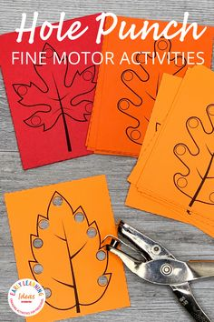 Kids love these hole punch activities. Use the printables to build fine motor skills, for hand strengthening, and to improve hand-eye coordination in a fun and exciting way. Perfect for your preschool, pre-k, kindergarten, special education, occupational therapy classroom, or at home. The printables include shapes and many themes and seasonal printables to use during spring, summer, winter, and fall. Counting Activities, Literacy Activities, Activities For Kids, Preschool Classroom, Kindergarten, Shapes For Toddlers, Kids Punch, Printable Shapes, Interactive Learning