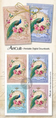♥Welcome to ArtCult - Printable digital goods on Etsy!♥