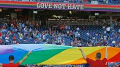 MLB honours Orlando victims with LGBT pride nights