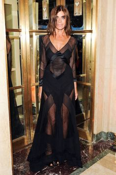 Happy Birthday, Carine Roitfeld! We're celebrating our Global Style Director's iconic and ageless style with her best looks:
