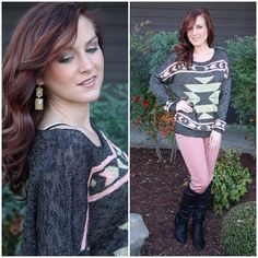 Such a Fun Combo! Shop Now at KashCollection.Com!
