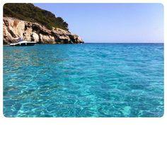 Piscina natural - Menorca http://www.VisitMenorca.com