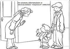 32 En Iyi Nezaket Kuralları Görüntüsü Primary School Graphics Ve