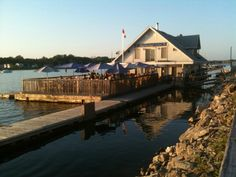 The Boathouse: a new definition to lakefront living! Ottawa Restaurants, Lakefront Property, Boat Lift, Ottawa Ontario, Boathouse, Great View, Rustic Design, Great Places, Trip Advisor