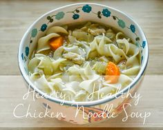 Yesterday was a balmy – 30 degrees with the wind, up in this wonderfully white freezing state of Maine. Thankfully I got to snuggle inside . Soup Recipes, Diet Recipes, Healthy Recipes, Healthy Meals, Cheesy Chicken, Healthy Chicken, 21 Day Meal Plan, Chicken Noodle Soup, Paleo Whole 30