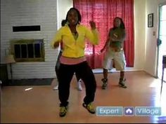 Hip Hop Dancing : How to Walk It Out Hip Hop Dance Step