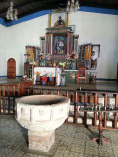 Iglesia de Cunen, Quiche. 2012