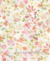 Sweet Watercolor Flowers