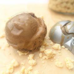 Coffee Ice Cream anyone? A good Creme Anglaise base plus Trablit Coffee Extract.
