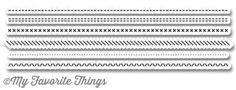 Die-namics Basic Stitch Lines